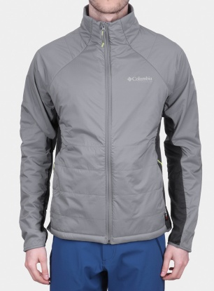 Kurtka Columbia Alpine Traverse Jacket - ti grey steel/grey steel htr