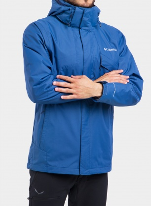 Kurtka Columbia Bugaboo II Fleece Interchange Jacket - night tide