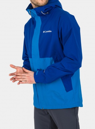 Kurtka Columbia Evolution Valley Jacket - azure blue