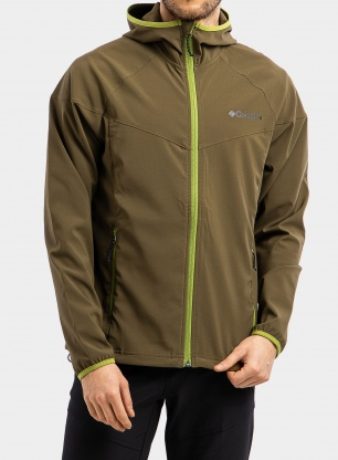 Kurtka Columbia Heather Canyon Jacket - new olive