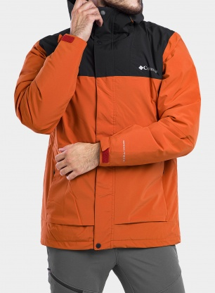 Kurtka Columbia Horizon Explorer Insulated Jacket - harvester/shark