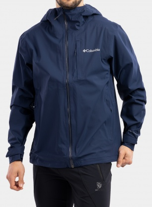 Kurtka Columbia Omni-Tech Ampli-Dry Shell - collegiate navy