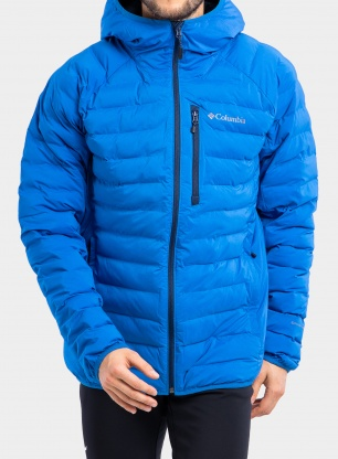 Kurtka Columbia Three Forks Jacket - bright indigo