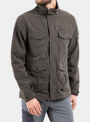 Kurtka Craghoppers NosiLife Adventure Jacket - woodland grn