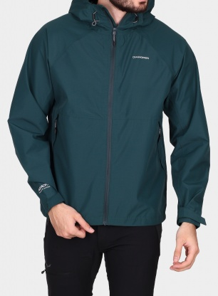 Kurtka membranowa Craghoppers Remus Jacket - mountain green