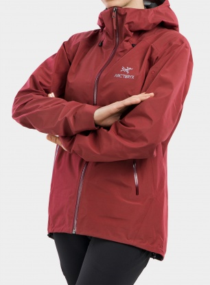 Kurtka damska Arcteryx Beta LT Jacket - dark wonderland