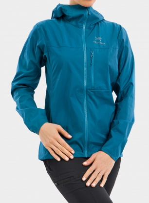 Kurtka damska Arcteryx Squamish Hoody - reflection