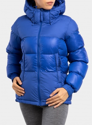 Kurtka damska Columbia Pike Lake II Insulated Jacket - lapis blue