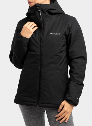 Kurtka damska Columbia Windgates Insulated Jacket - black