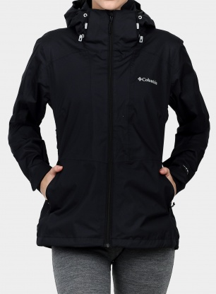 Kurtka damska Columbia Windgates Jacket - black