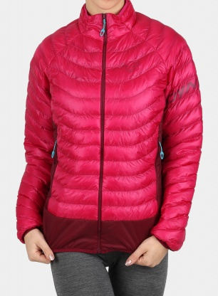 Kurtka damska Dynafit TLT Light Insulation Jacket - flamingo