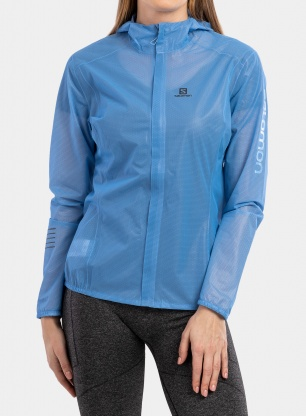 Kurtka damska Salomon Lightning Race WP Jacket - marina