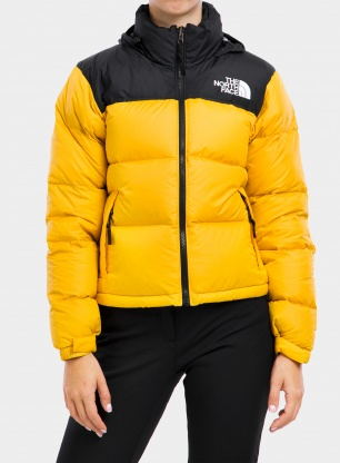 Kurtka damska The North Face 1996 Retro Nuptse Jacket - tnf yellow