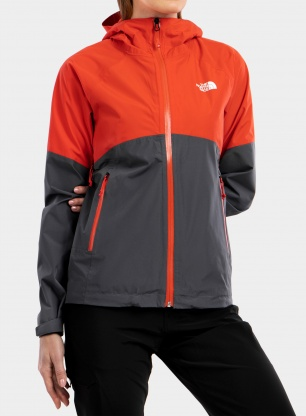 Kurtka damska The North Face Diablo Dynamic Jkt - red/van.
