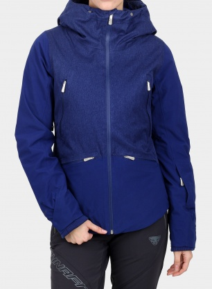 Kurtka damska The North Face Diameter Down Hybrid Jacket NE - blue