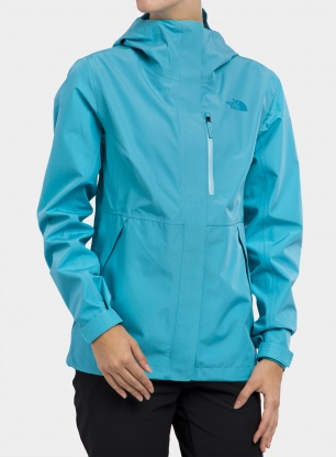 Kurtka damska The North Face Dryzzle FutureLight Jacket - m.blue