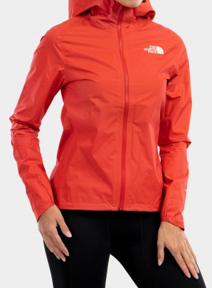 Kurtka damska The North Face First Dawn Packable Jacket - red