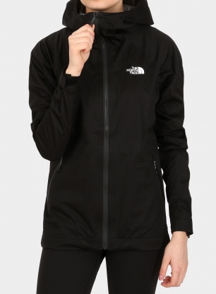 Kurtka damska The North Face Impendor Apex Flex Light Jacket - black