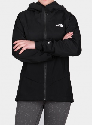 Kurtka damska The North Face Impendor C-Knit Jacket - tnf black