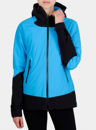 Kurtka damska The North Face Impendor Insulated Jacket - blue/black