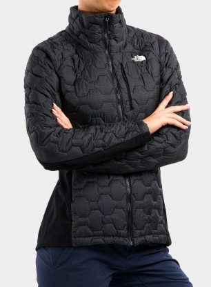 Kurtka damska The North Face Impendor Thermoball Hybrid Jacket - black