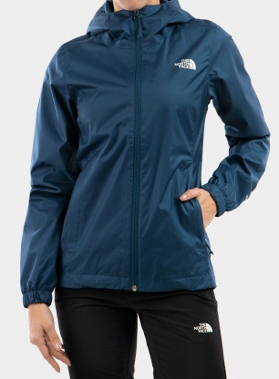 Kurtka damska The North Face Quest Jacket - monterey blue