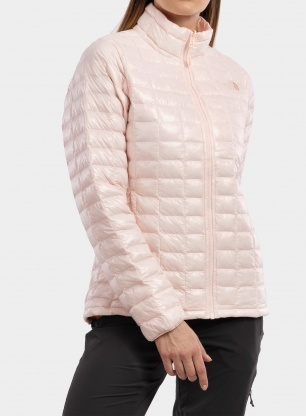 Kurtka damska The North Face Thermoball Eco Jacket - pearl