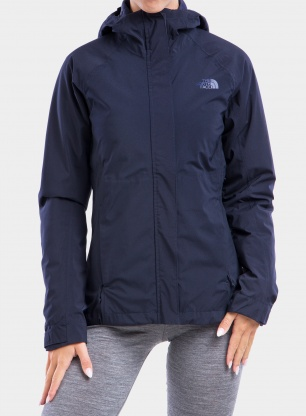 Kurtka 3w1 damska The North Face ThermoBall™ Eco Triclimate - a.navy