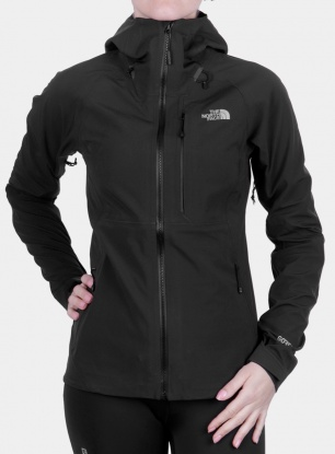 Kurtka dla pań The North Face Apex Flex GTX 2.0 Jacket - tnf black