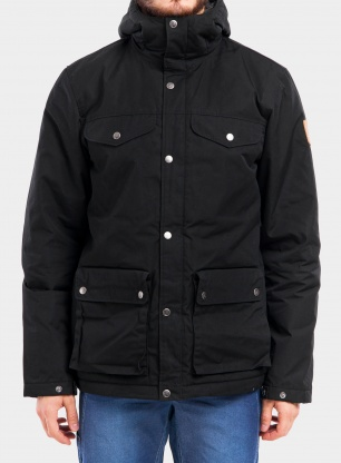 Kurtka Fjallraven Greenland Winter Jacket - black
