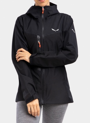 Kurtka GORE-TEX damska Salewa Stelvio Jacket - black out