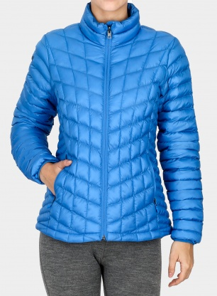 Kurtka ocieplana damska Marmot Featherless Jacket - clear blue