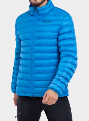Kurtka puchowa Marmot Solus Featherless Jacket NE - clear blue