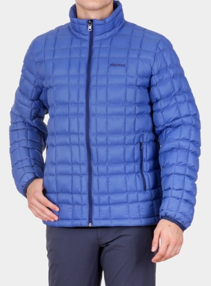 Kurtka Marmot Featherless Jacket - dark cerulean