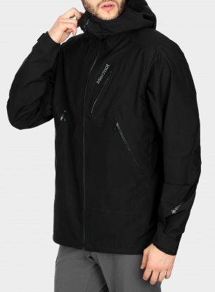 Kurtka membranowa Marmot Knife Edge Jacket - black