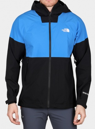 Kurtka The North Face Impendor C-Knit Jacket - bomber blue/black