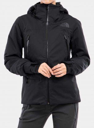 Kurtka narciarska damska The North Face Lenado Jacket - tnf black