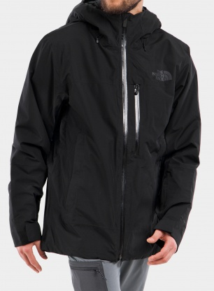 Kurtka narciarska The North Face Descendit Jacket - tnf black