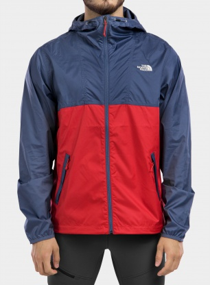 Kurtka przeciwwiatrowa The North Face Cyclone Jacket - ind/red
