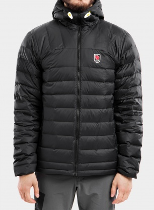 Kurtka puchowa Fjallraven Expedition Pack Down Hoodie - blk