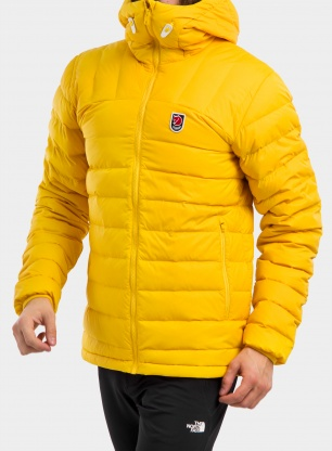 Kurtka puchowa Fjallraven Expedition Pack Down Hoodie - dand