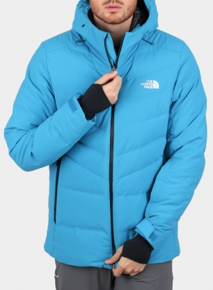 Kurtka puchowa The North Face Cirque Down Jacket - hyper blue