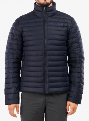 Kurtka puchowa The North Face Stretch Down Jacket - navy
