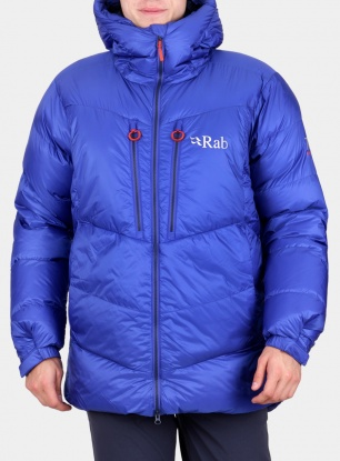 Kurtka puchowa Rab Expedition 7000 Jacket - celestial