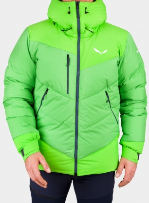 Kurtka Salewa Ortles Heavy 2 PTX/DWN Jacket - classic green