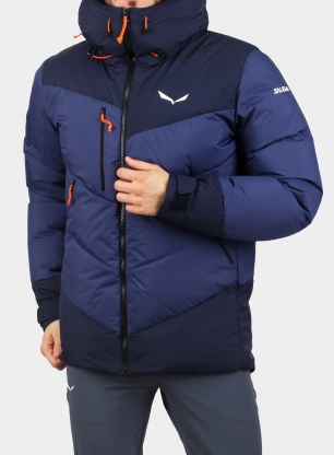 Kurtka Salewa Ortles Heavy 2 PTX/DWN Jacket - navy blazer