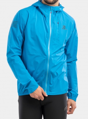 Kurtka Salomon Bonatti Pro WP Jacket - hawaiian ocean