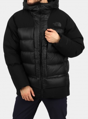 Kurtka narciarska The North Face A-Cad Down Jacket - black