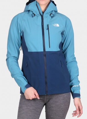 Kurtka damska The North Face Apex Flex GTX 2.0 Jacket - blue/blue wing