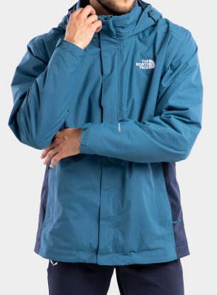 Kurtka The North Face Evolution II Triclimate - blue/navy